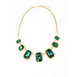 Náhrdelník Noble Emerald